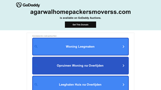 Details :  Agarwal Homes Packers And Movers