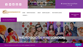 Details : Photo Booth Hire London