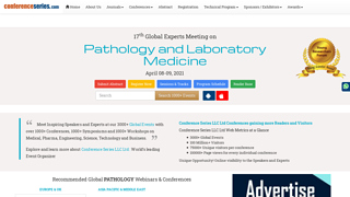 Details : Pathology conferences