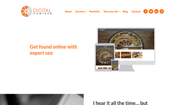 Details : Consult with Best SEO Services Company Australia | Digital Canteen