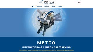 METCO TOILETRIES & COSMETICS BV